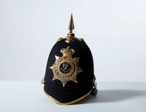Connaught Rangers Dress Helmet