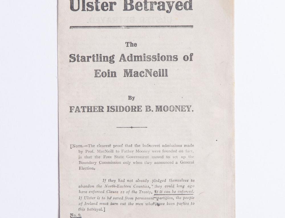 Ulster Betrayed