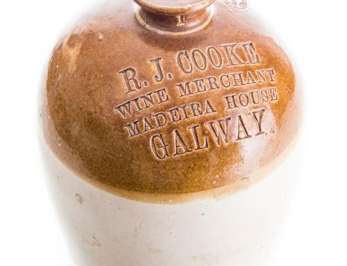 Cooke Whiskey Jar