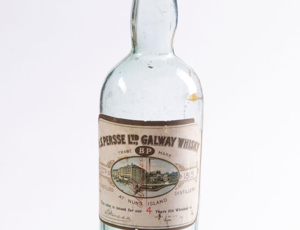 Persse Bottle Clear
