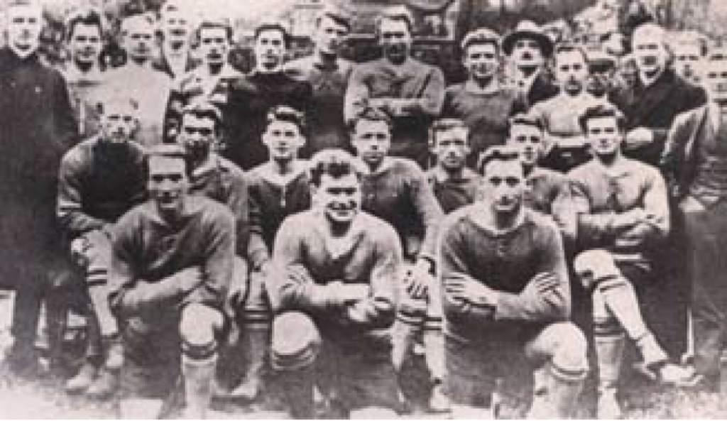 Galway GAA Gaelic Athletic Association Football - Galway City Museum