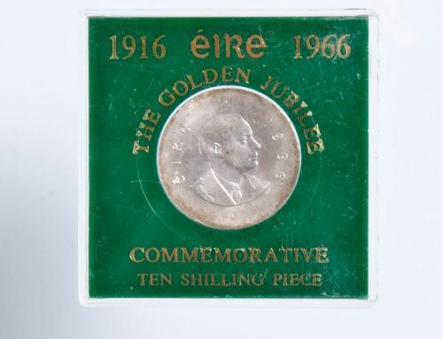 Pearse Commemorative Coin