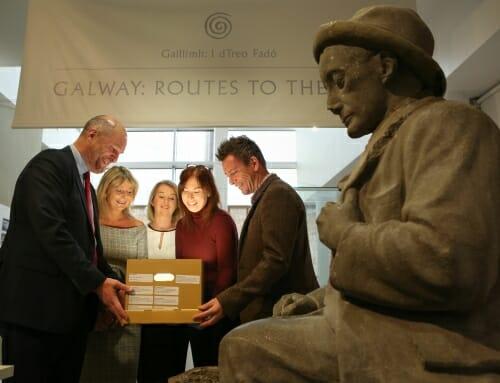 Museum Acquires Handwritten Ó Conaire Letters