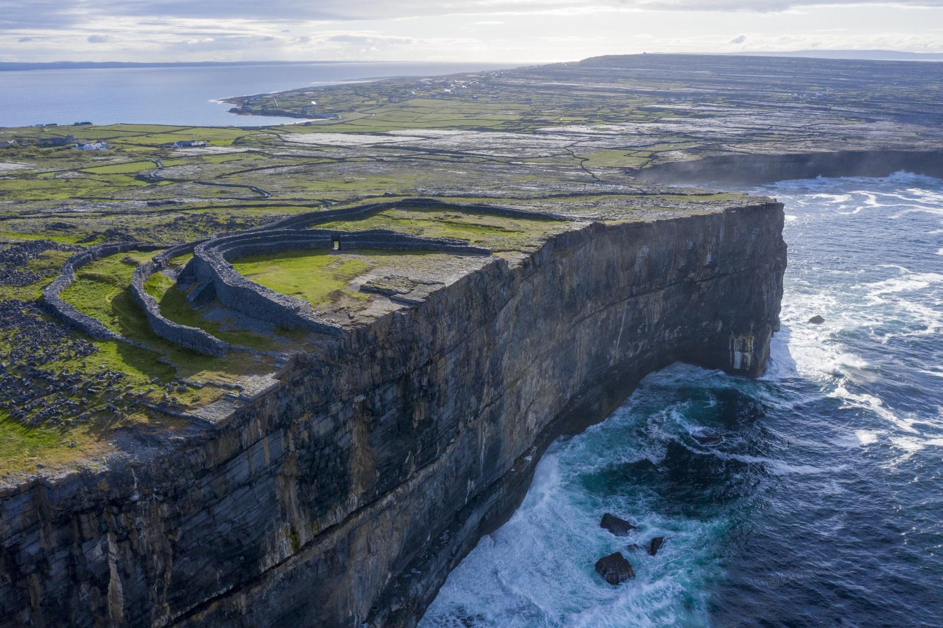Dún Aonghasa, Inis Mór