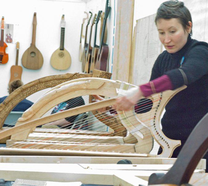 DISPLAY & DEMO: Instrument Makers